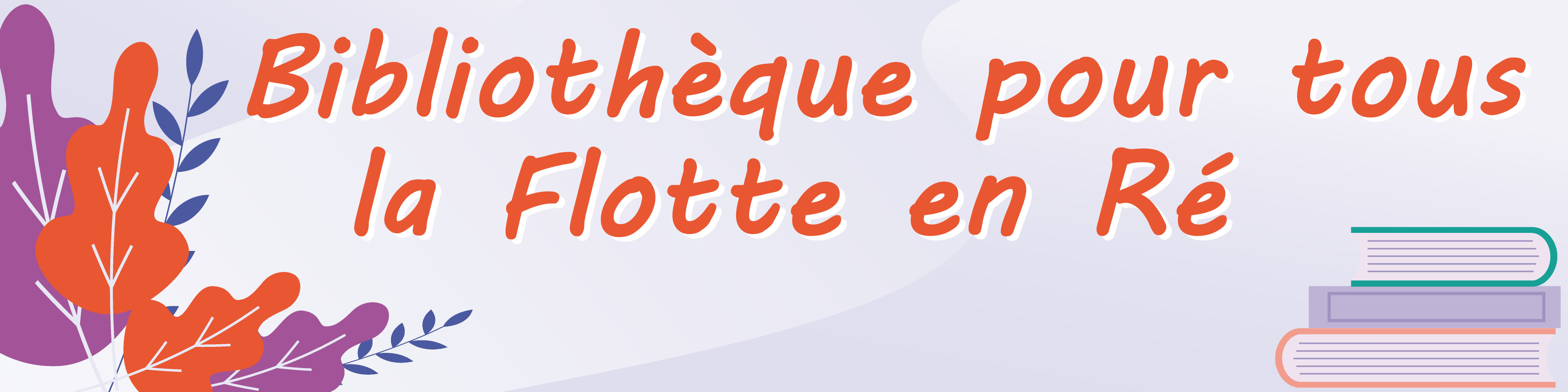 Bibliothèque La Flotte en Ré